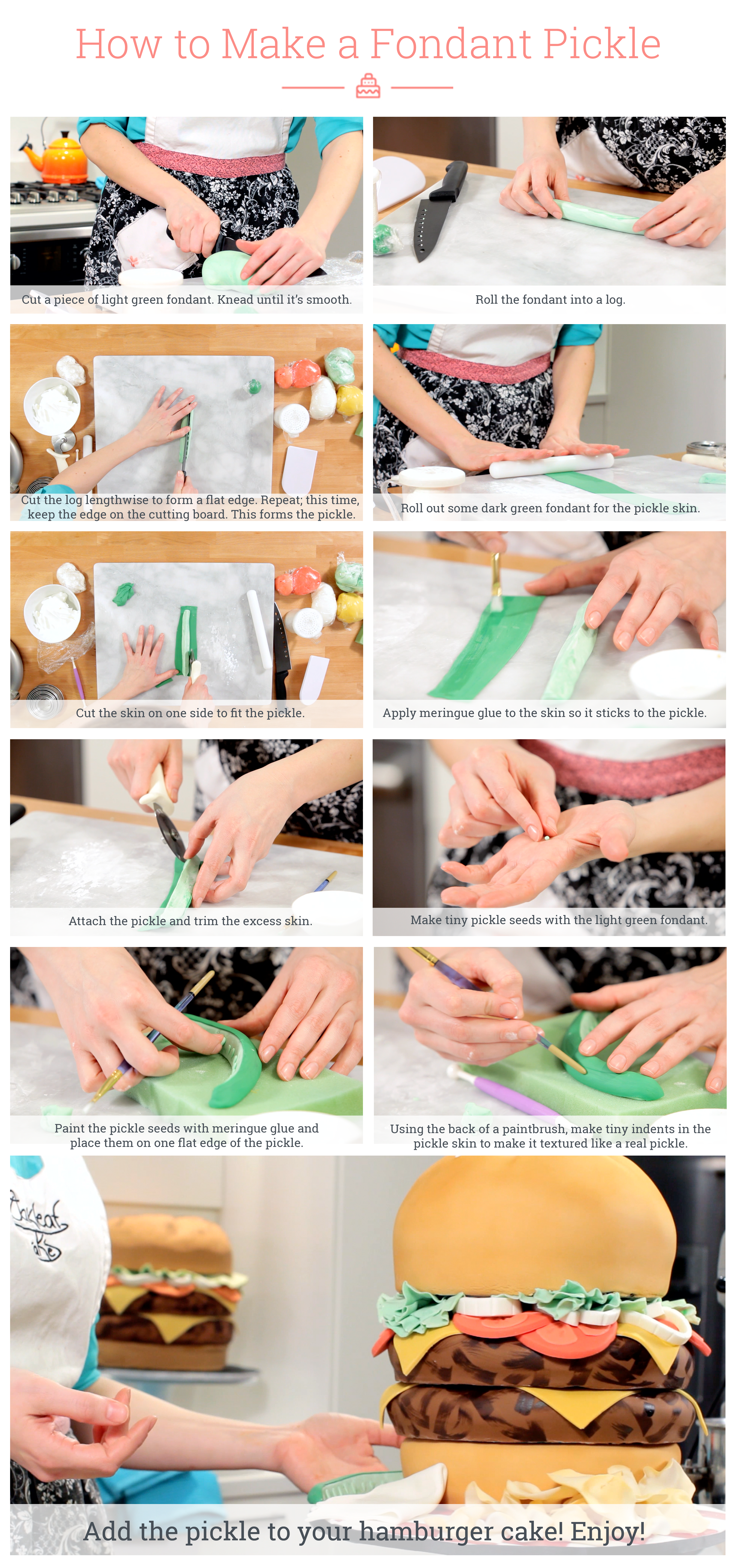 Amandas Course Covers How To Carve A Cake Cover It In Fondant Airbrush And Much More This Mini Tutorial The Steps