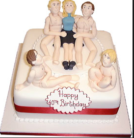 Cake By Imaginative Icing